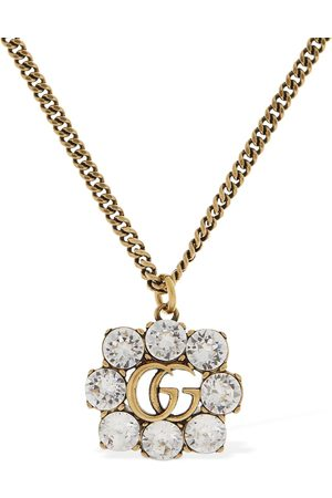 Gucci Gg Marmont Necklace W/