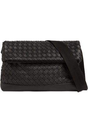 Bottega Veneta Intreccio Hydrology Leather Bag