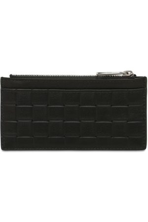Bottega Veneta Intreccio Leather Card Holder
