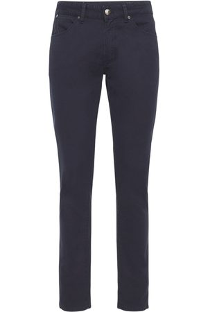 Pantaloni Torino 17.5cm Super Slim Stretch Cotton Jeans