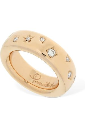 Pomellato Iconica 18kt & Diamond Ring