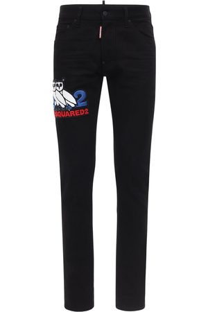 Dsquared2 Ovo Capsule 16.5cm Cool Guy Denim Jeans