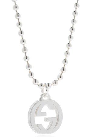 Gucci 45cm Interlocking G Necklace