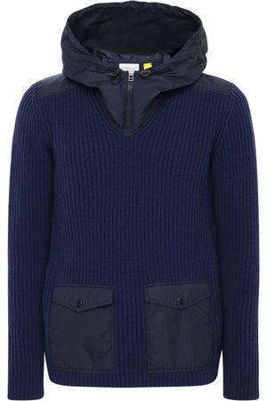 Moncler Genius Jw Anderson Wool & Nylon Sweater