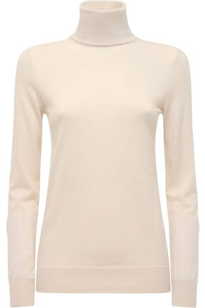 Loro Piana Light Cashmere Knit Turtleneck Sweater
