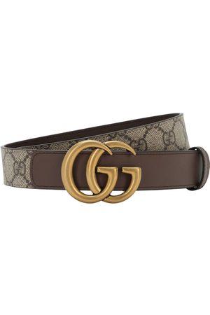 Gucci 30mm Gg Marmont Supreme Belt