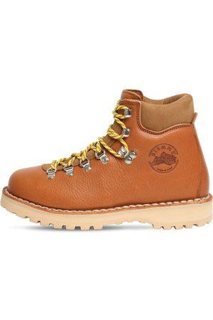 Diemme Kvinder Støvler - 20mm Leather Hiking Boots