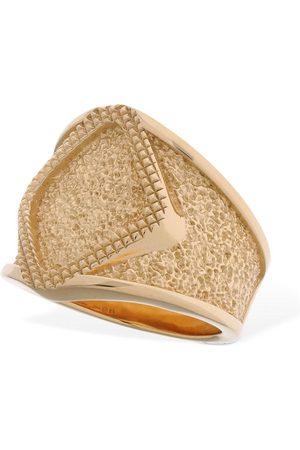 Bottega Veneta Rhombus Thick Ring