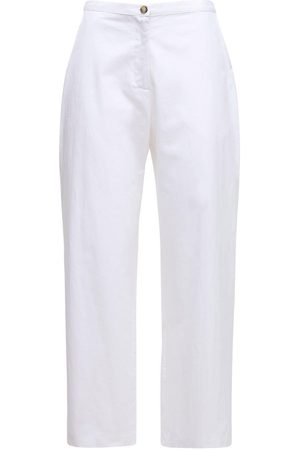 Ciao Lucia Pietro Washed Cotton Chino Pants