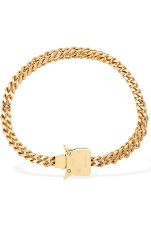 1017 ALYX 9SM Cubix Chain Necklace W/ Fixed Buckle