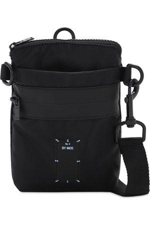 McQ Icon Zero Logo Nylon Crossbody Bag