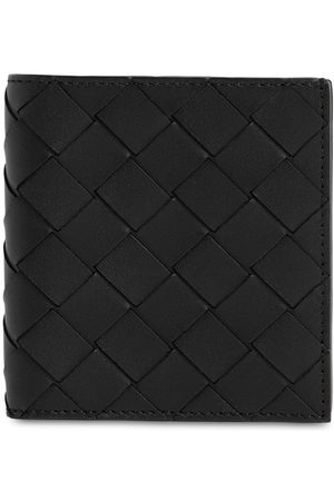 Bottega Veneta Intrecciato Leather Card Holder Wallet