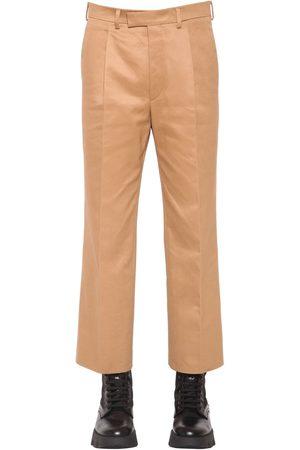 Prada 24cm Japanese Cotton Chino Pants