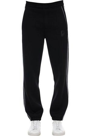 Neil Barrett Viscose Blend Jersey Sweatpants
