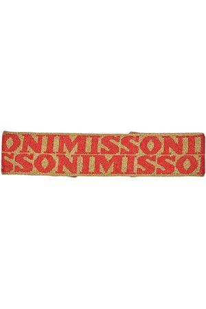 Missoni Kvinder Håraccessories - Logo Jacquard Headband