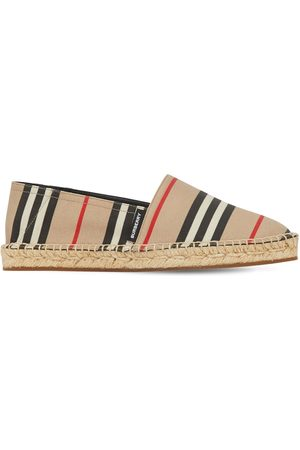 Burberry 20mm Alport Check Espadrilles