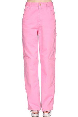 Marc Jacobs Cotton Denim Carpenter Jeans