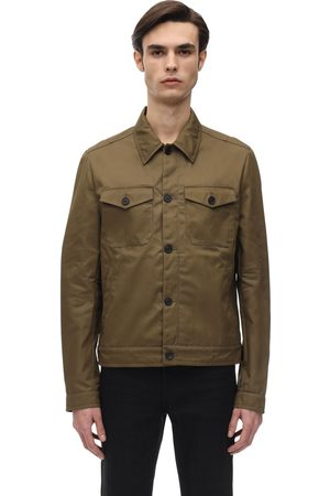 Prada Cotton Chino Work Jacket