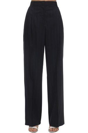M Missoni Pinstriped Crepe Pants