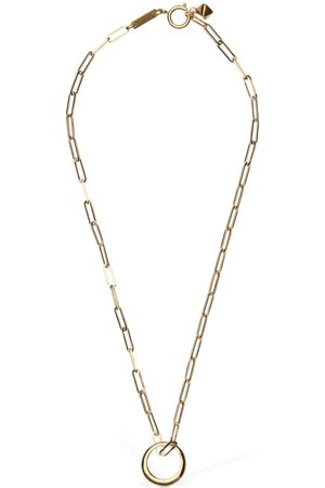 Isabel Marant Ring Chain Necklace