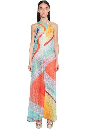 Missoni Knit Long Dress