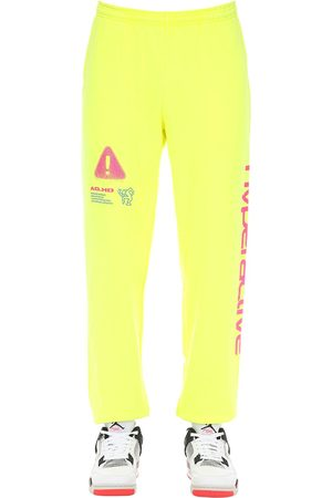 CLUB FANTASY Hyperactive Cotton Sweatpants