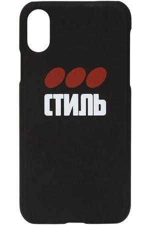 Heron Preston Ctnmb Print Tech Iphone X/xs Cover