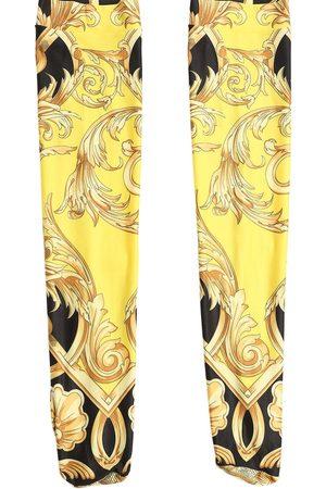 VERSACE Printed Lycra Socks