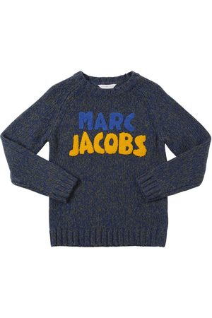 Marc Jacobs Wool Blend Knit Sweater