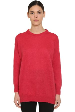 Max Mara Mohair Blend Knit Sweater