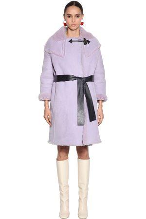 Marni Shearling Coat
