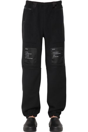 Takahiromiyashita The Soloist Techno Sweatpants W/ Patches