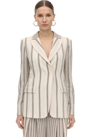 Missoni Striped Viscose Blend Jacket