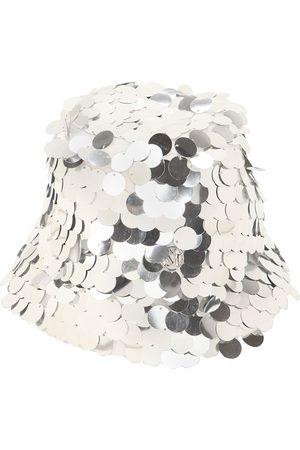 MAISON MICHEL Souna Sequined Hat