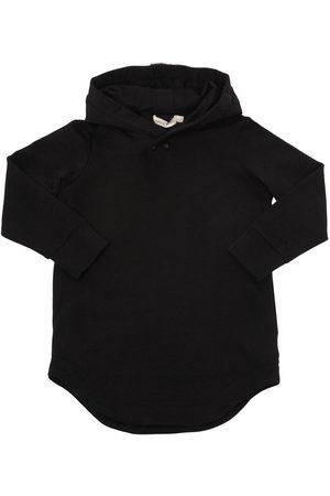 CARBON SOLDIER Piger Sweatshirts - Hooded Cotton Sweatshirt
