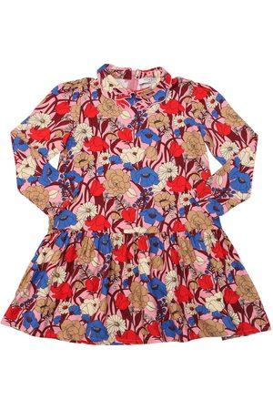 VIVETTA Floral Print Light Viscose Flannel Shirt