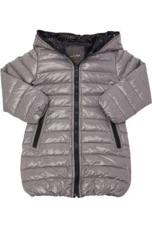 Duvetica Piger Vinterjakker - Ace J Water-resistant Nylon Down Coat