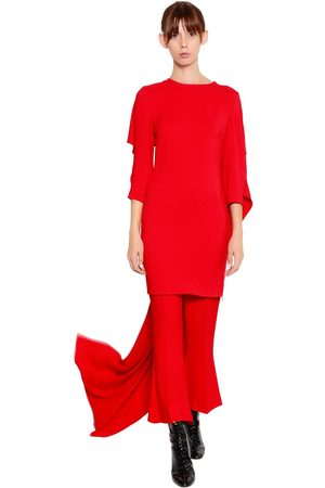 ANTONIO BERARDI Cady Dress With Cape