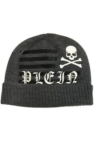 Philipp Plein Merinos Wool Hat