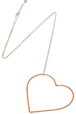 SEEME Untf Big Heart Necklace