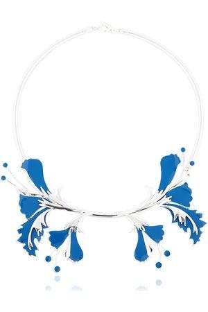 EK THONGPRASERT Metal Flower Necklace