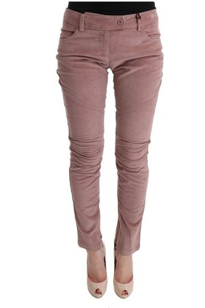 ERMANNO SCERVINO Cropped Casual Pants