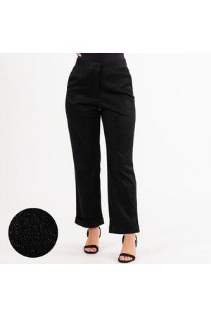 NA-KD Kvinder Bukser - Glittery pants