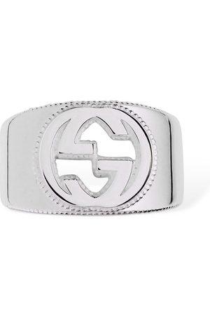 Gucci Kvinder Ringe - 14mm Interlocking G Ring
