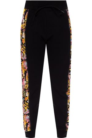 VERSACE Sweatpants with logo
