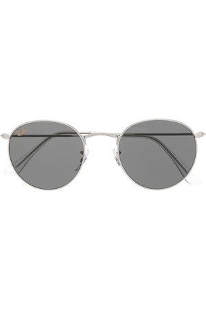 Ray-Ban Mænd Solbriller - Runde solbriller med tonet glas