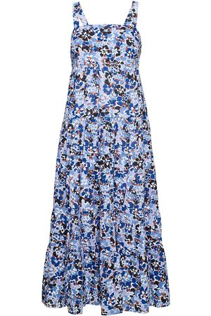 Seafolly Kvinder Maxikjoler - Thrift Shop Tiered Dress Maxikjole Festkjole