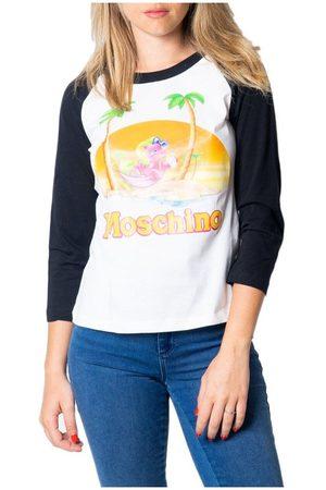 Moschino Kvinder Kortærmede - T-shirt