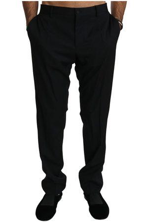 Dolce & Gabbana Slim Dress Formal Trouser Pants