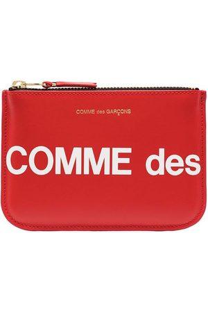 Comme Des Garçons Wallet Lille pung med logotryk